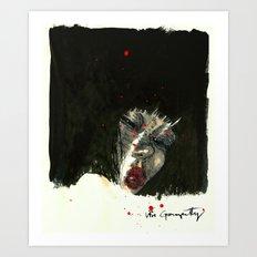 LGHTS Art Print