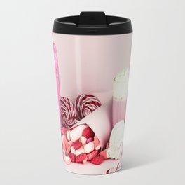 Sweet pink doom - still life Travel Mug