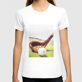 Vintage Golf Art - 1920's T-shirt
