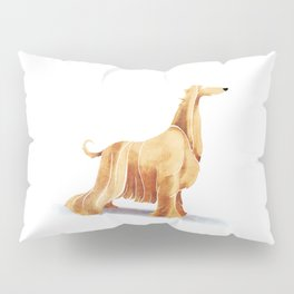 Afghan hound Pillow Sham