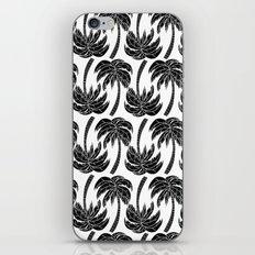 Palmtree Pattern iPhone Skin