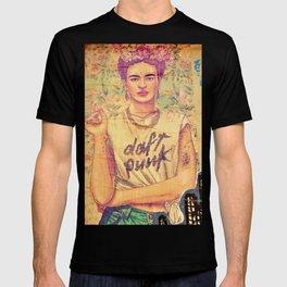 daft punk & frida T-shirt