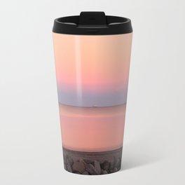 Sunset on Jekyll Island Georgia Travel Mug