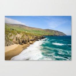 Slea Head Beach   Ireland (RR 226) Canvas Print