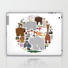 The Animal Kingdom Laptop & iPad Skin