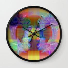 Heureka! Wall Clock