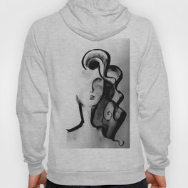 The Minimalist Lady Hoody