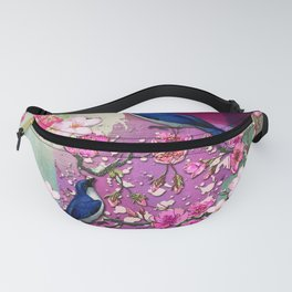 Meeting in the Garden Fanny Pack