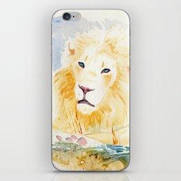 wisdom iPhone Skin