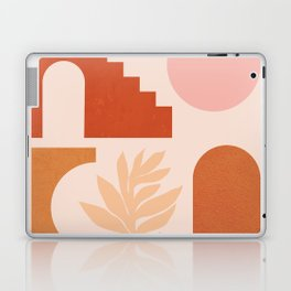 Abstraction_SHAPES_Architecture_Minimalism_002 Laptop & iPad Skin