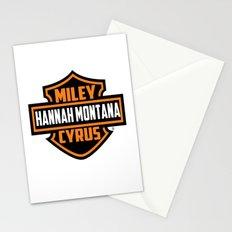 Miley Cyrus Hannah Montana  Stationery Cards