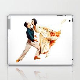 Gene Kelly and Cyd Charisse - Brigadoon Laptop & iPad Skin
