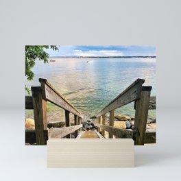 Duxbury Bay Mini Art Print