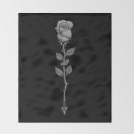 Deadly Love Throw Blanket