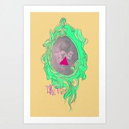 humansornaments Art Print