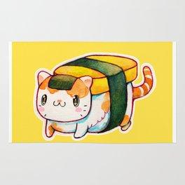 Sushi Cat Rug
