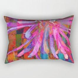 Psyche Floral Burst Rectangular Pillow