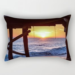 Serenity Pier Rectangular Pillow