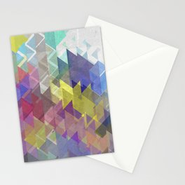 Lovely Triangle No. 2 Stationery Cards