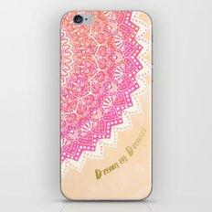 FAIRY MANDALA iPhone & iPod Skin