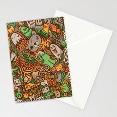 Wasted Days Stationery Cards