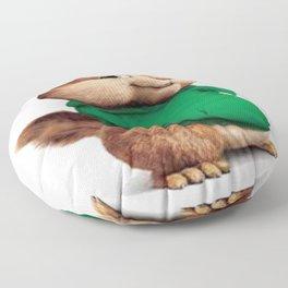 Theodore the cutes chipmunk Floor Pillow
