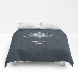 Australian Passport Comforters