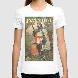 Vintage poster - Ivanhoe T-shirt