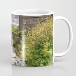 Hawes Waterfall  Coffee Mug