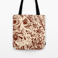 lace Tote Bags featuring Lace by Kerens