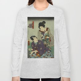 A May day of twelve months Long Sleeve T-shirt