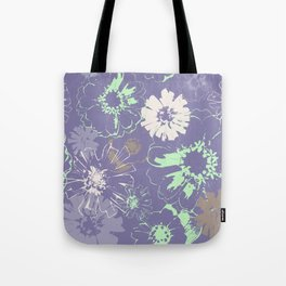 Late Summer Lavender Tote Bag