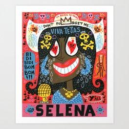 Tex Mex Super Nova! Art Print