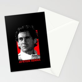 Formula One - Ayrton Senna Stationery Cards