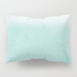 FADING AQUA Pillow Sham