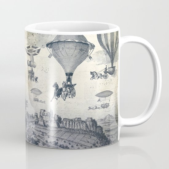 Carrilloons over the City Mug
