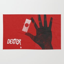 Dexter - Alternative Movie Poster; Michael C. Hall Rug