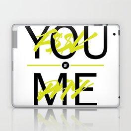 F$$K YOU. PAY ME. Laptop & iPad Skin