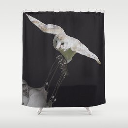 The Hanged Man #12 Shower Curtain