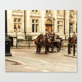Old London Canvas Print