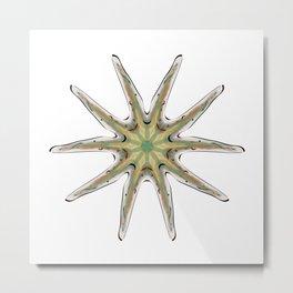 Fishtales: Starfish 7 Metal Print