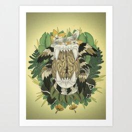 The Island of Dr. Moreau Art Print