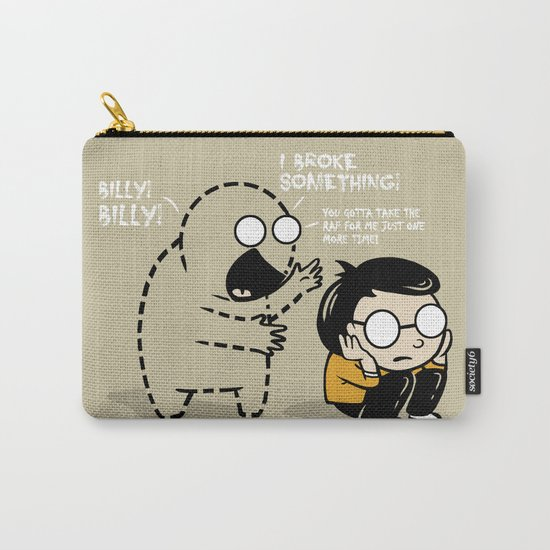 Worst Imaginary Friend Ever Carry-All Pouch