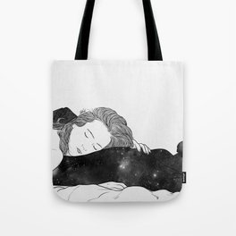 The feeling is indescribable Tote Bag