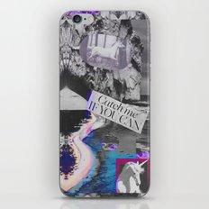 Unicorn (Catch me if you Can)  iPhone & iPod Skin