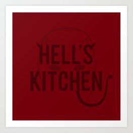 Devil of Hell's Kitchen - Variant Art Print