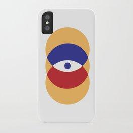 C I R | Eye iPhone Case