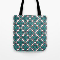 persian Tote Bags featuring Persian Style! by Tahereh Abdoli