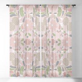 Delicate Sheer Curtain