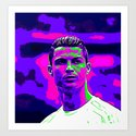 Ronaldo - Neon by gotthetouch